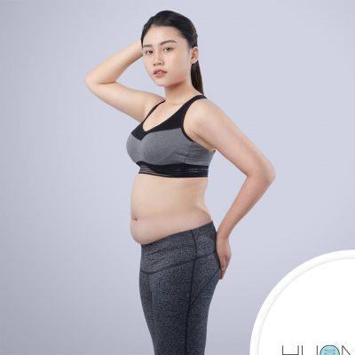 Đai quấn bụng- bí quyết giảm eo cho các mẹ sau sinh