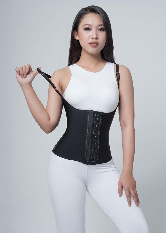 Gen Nịt Bụng Giảm Eo Latex Slim 200 Việt Corset | Tiki